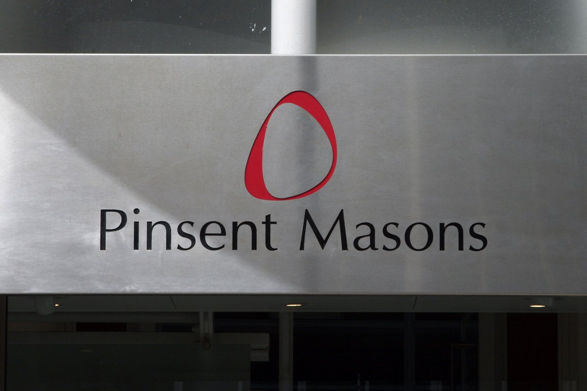 Pinsent Masons sells compliance business to Dow Jones