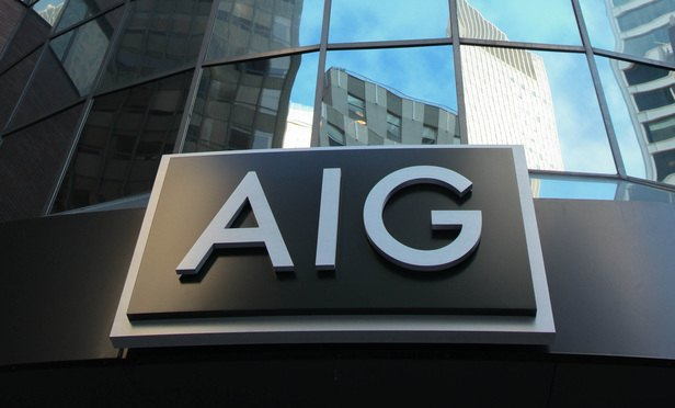 Insurance giant AIG names UK panel with Clifford Chance and Macfarlanes among winners