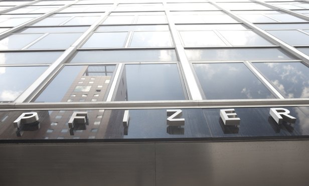Four US firms lead on Pfizer's multibillion-dollar acquisition of cancer drug maker