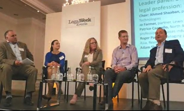 'A paradigm shift in the attitudes of lawyers towards technology' – the Strategic Technology Forum USA