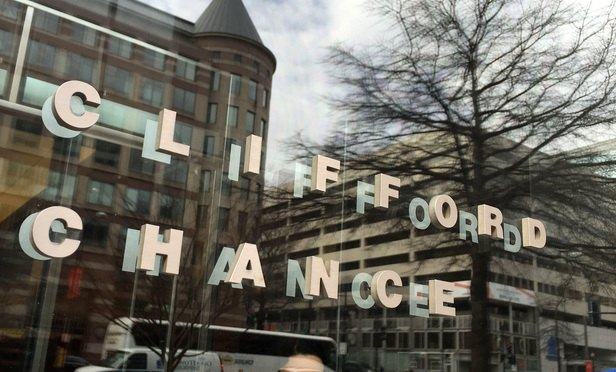 Clifford Chance ups use of 'superpoint' tier with at least three London partners now on £2m
