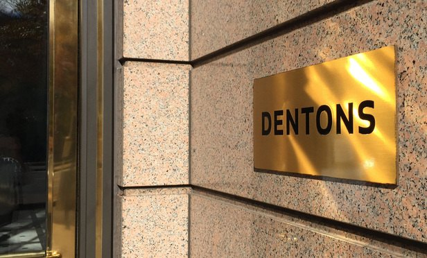 Dentons sued over advice on gold trading scheme