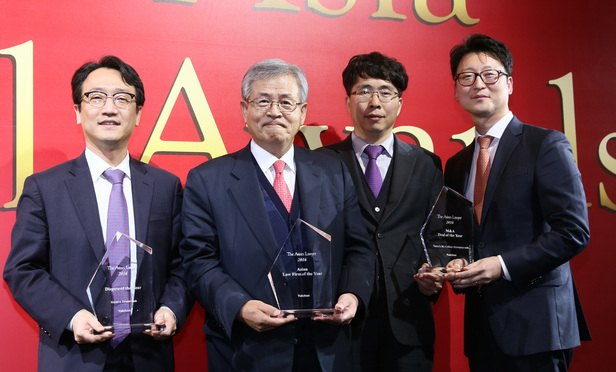 Yulchon-Asian-firm-of-year-Asia-legal-award