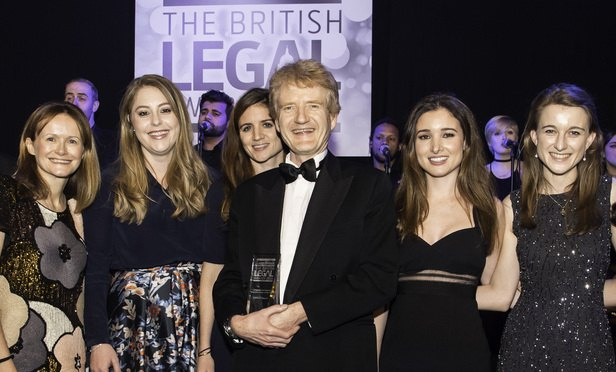 15. Litigation & Dispute Resolution Team of the Year-Article-201612140515