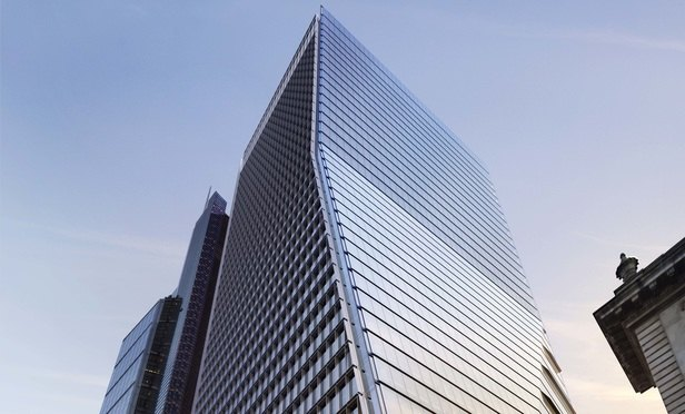 Freshfields signs 20-year lease for new London base at 100 Bishopsgate