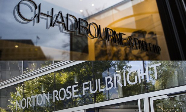 Law Firms Chadbourne & Parke and Norton Rose Fulbright to Combine
