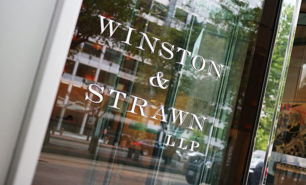 Winston & Strawn ratchets up lateral hiring after flat year