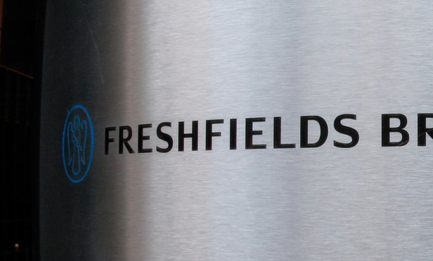 Freshfields makes up six London lawyers in    strong partner promotions round Legal Week