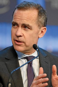 The Global Economic Outlook: Mark J. Carney