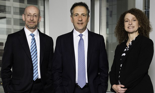 Freshfields ramps up US offering with hire of three-partner New York bankruptcy team