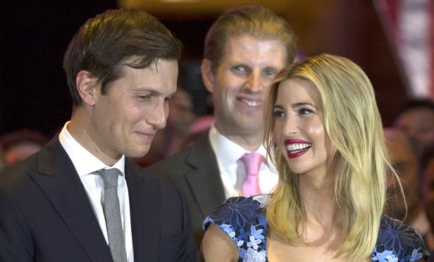 Norton Rose partner takes Russia role for Jared Kushner as Hogan Lovells partner joins Trump team