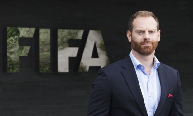 FIFA's first-ever compliance chief on reforming world football's scandal-hit governing body