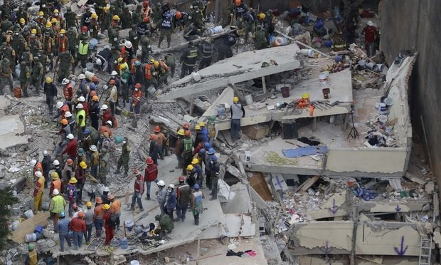 Mexico earthquake shakes up international law firm offices as most escape major damage
