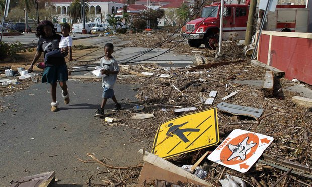 'Like a warzone' - offshore law firms in Caribbean uprooted in aftermath of Hurricane Irma