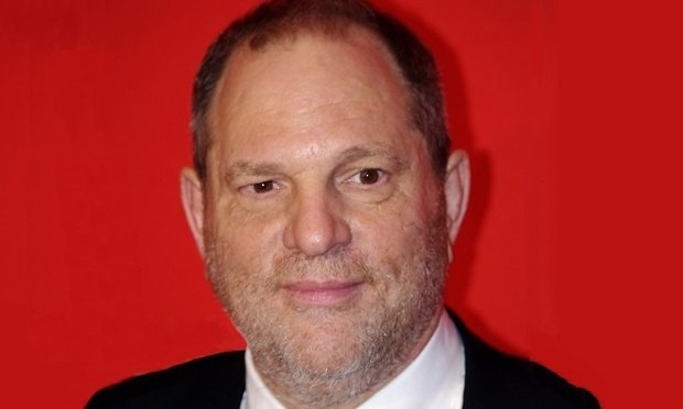 Harvey Weinstein Says He's