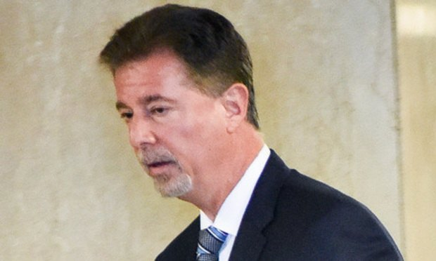 Ex-Dewey & LeBoeuf CFO avoids jail as judge hands down $1m fine and community service