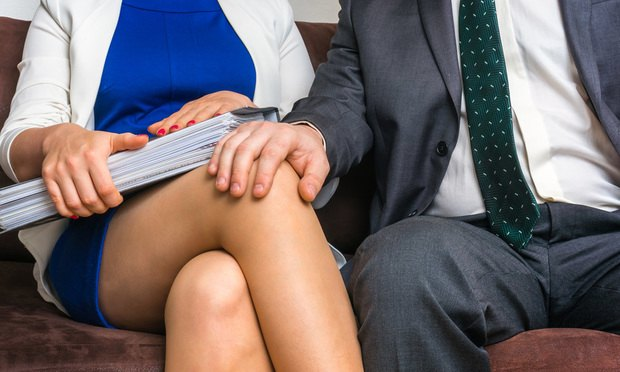 Two thirds of female lawyers have experienced sexual harassment at work, research finds