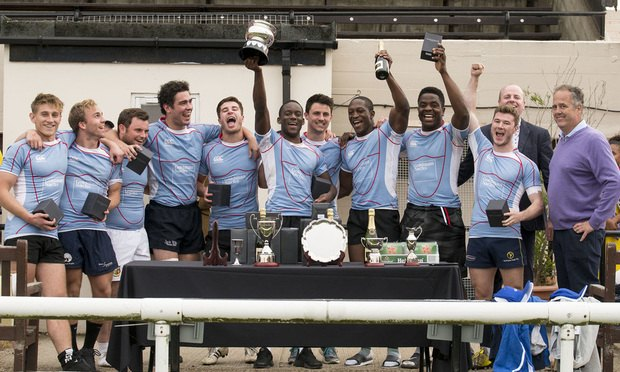 BLP and Goldman Sachs among winners at Law Society RFC Rugby 7s and Netball Tournament