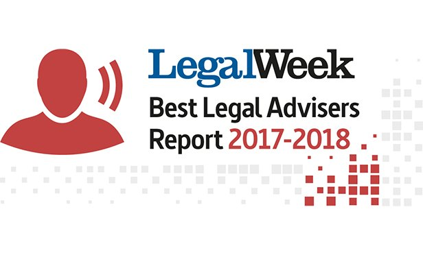 Best Legal Advisers Report 2017-18: 800 GCs and in-house lawyers on what law firms can do better
