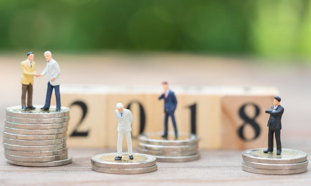 'The precedent is now set for double-digit million-dollar compensation': legal headhunters on their predictions for 2018