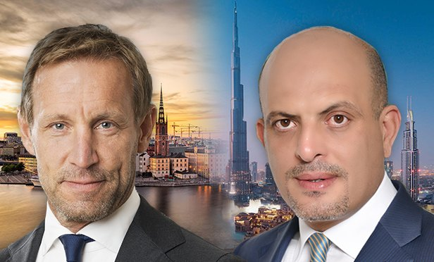 Dubai v Stockholm: two partners, two cities, one day in the life