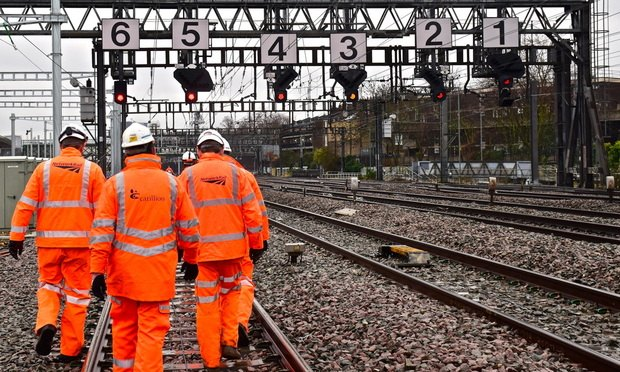 Network Rail turns to Clifford Chance as £1bn commercial property sale heats up