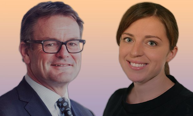 Reverse mentoring the senior partner: Allen & Overy's Dejonghe and his female mentor on their honest conversations