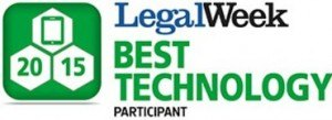 Legal Week Best Technology participant