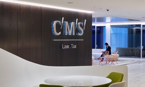 CMS boosts global revenues by 31% to €1.3bn in first results since Olswang-Nabarro merger