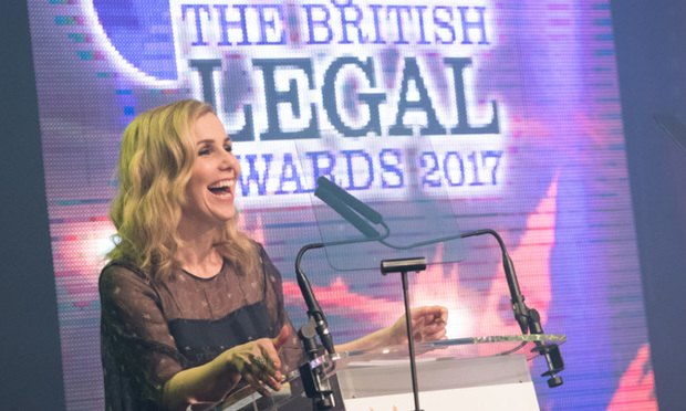 The British Legal Awards 2017: who won what – and why...