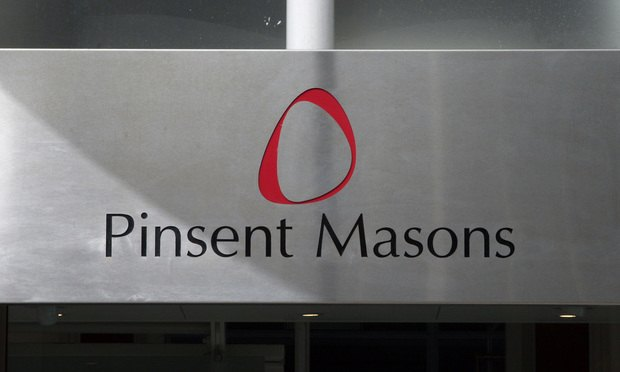 Pinsent Masons makes up 23 in largest promotions round in three years