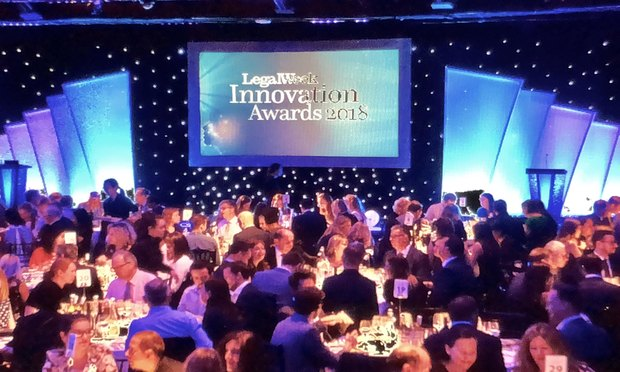 Legal Week Innovation Awards 2018: all the winners revealed