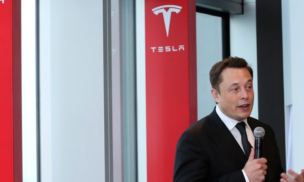 Latham and Wachtell handling Elon Musk's effort to take Tesla private