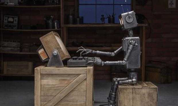Robot-Artificial-Intelligence